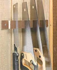 hand saw storage woodworking plans and information at