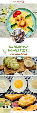 knusprig leckere kohlrabi schnitzel