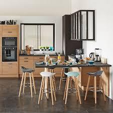 table salle à manger contemporaine chêne massif et céramique tout