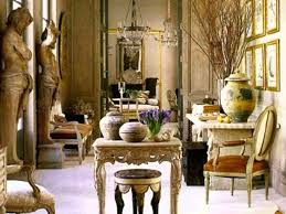 Tuscan Home Interior Design Classic Elegant Stylish Decoration
