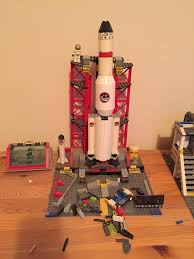100 Lego Space Home Station In Chatham Kent Gumtree