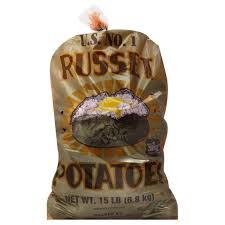 H E B Russet Potatoes Shop At