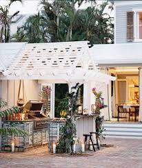 aménagement cuisine d été cuisine d été extérieure 17 idées d aménagement fonctionnel et