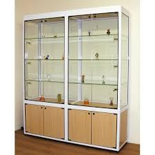 vitrine d exposition occasion vitrine agate meuble vitrines pour magasin musée vitrine