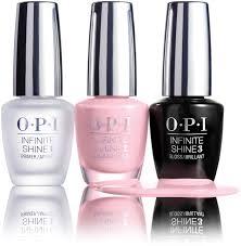 OPI Infinite Shine No Light Gel Lacquer Professional 3 Step