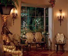 safari living room theme on home interior design with safari
