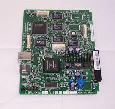 Toshiba - LIPU-X1A- 16 Port IP Card - Wholesale Telecom Inc.