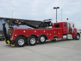 Tow Trucks: Peterbilt Tow Trucks