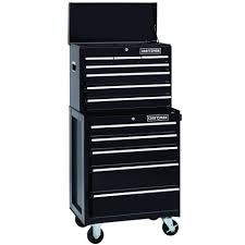 Sears Rollaway Bed by Craftsman 114883 5 Drawer Ball Bearing Rolling Cabinet Sears