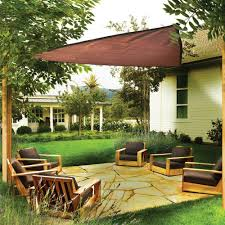 Gray Shadelogic Sun Shade Sail Heavy Weight Foot Triangle