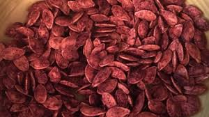 Roasting Pumpkin Seeds In The Oven Cinnamon by Roasted Cinnamon Spice Pumpkin Seeds Recipe Allrecipes Com