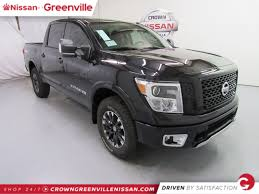 100 Nissan Titan Truck New 2019 PRO4X For Sale Greenville SC