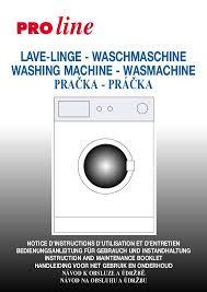 schema electrique lave linge brandt notice et pièces proline lave linge lave linge pompe de vidange