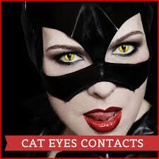 cat contacts colourvue cat eye contacts lensvillage
