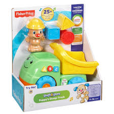 Fisher Price Laugh & Learn - Puppy's Dump Truck - BHC00 - New | EBay Vtech My First Cash Register With Food Basket Toy Amazoncouk Cheap Abc Fun Learning Find Deals On Line At Push Pull Hammer Truck Toys Games Carousell Leapfrog Scouts Build Discover Tool Box Klb Presale Garage Sale Vtech Interactive Toys Compare Prices Nextag Amazoncom Drill Learn Toolbox Baby Toot Drivers Fire Engine Interactive Light Sound 38 Musthave Toddler Educational And Entertaing Classic Wooden Pound A Peg Pounding Bench Kids Submarine Tpwwwthfuntimecombabytoy For Boys