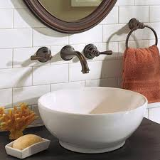 Home Depot Wall Mount Sink by Bathroom Sink Faucets At The Home Depot