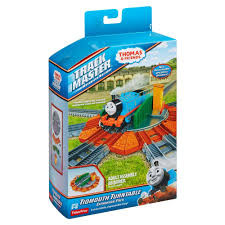 Trackmaster Tidmouth Sheds Playset by Thomas U0026 Friends Trackmaster Tidmouth Turntable Expansion Pack