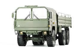 100 Rc Military Trucks CrossRC MC6 Truck Kit 112 Scale 6x4