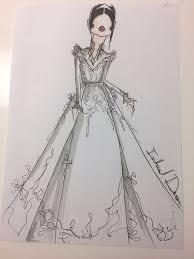Meghan Markle Wedding Dress Revealed Elegant Yet Sexy Designer Shares Sketches
