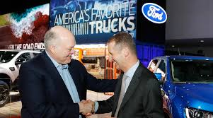VW, Ford Join To Build Pickup Trucks, Explore Work On Autonomous ... Ford To Build A Hybrid F150 With Ingrated Generator For Jobsites 2018 Ford Rocky Mountain Edition Grey Looks Just Like Truck I Bought In Victoria Bc Gona Have Pickup Truck Sideboardsstake Sides Super Duty 4 Steps Rso Performance Build Page Ken Mckinnys 1976 F100 44 Ranger Raptor Release Still Possibility Automotive Concepts Vw Join Trucks Explore Work On Autonomous 1964 Dodge 44build Truckheavy Future Sales Wardsauto 2015 Buildyourown Feature Goes Online Motor Trend 59 Cummins Diesel Engine With Adapter Kit