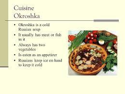 basics of cuisine russian culture cuisine theatre literature humor