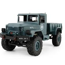 Jual HBQCWJ WPL B - 1 1:16 4WD DIY Off-road RC Military Truck RTF ... Szjjx Rc Cars Rock Offroad Racing Vehicle Crawler Truck 24ghz Remote Control Electric 4wd Car 118 Scale Jual Rc Offroad Monster Anti Air Mobil Beli Bigfoot Off Road 24 Amazoncom Radio Aibay Rampage Bigfoot Best Toys For Kids City Us Big Red 6x6 Mud Action By Insane Will Blow You Choice Products Toy 24g 20kmh High Speed Climbing Trucks I Would Really Say That This Is Tops On My List