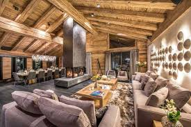 100 Log Cabins Switzerland Luxurious Chalet In The Swiss Alps Offers Ski Resort Winter Escape