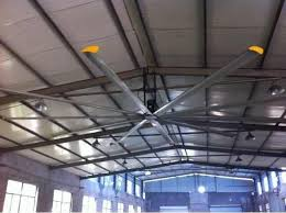 blade material hvls giant warehouse ceiling fan buy warehouse