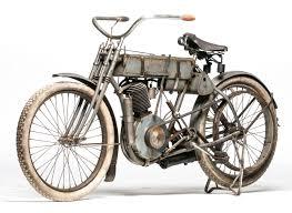 1907 Harley Davidson Strap Tank shatters marque record at