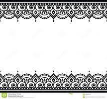 hindu wedding border clipart 6