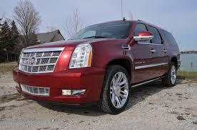 Review 2011 Cadillac Escalade ESV Platinum