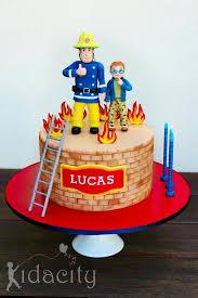 pin leja christian auf cakes cupcakes feuerwehrmann