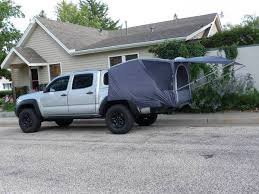 truck bed tent must have topper tacoma world