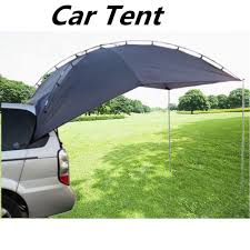 100 Truck Tent Camper SUV Shelter Car Trailer Awning Rooftop Outdoor