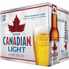 Molson Canadian 12 PK