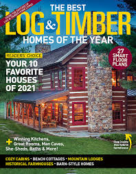 104 Wood Homes Magazine Timber Home Living The