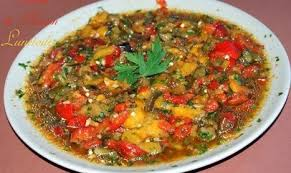 amour de cuisine hmiss salade de poivrons amour de cuisine