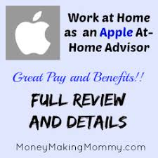 Apple Hiring At Home Advisors Full Review and Details