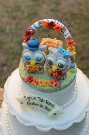 Mrs And Wedding Cake Topper