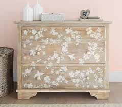 bone inlay dresser pottery barn kids
