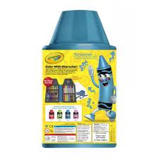Crayola Bathtub Crayons Collection by Crayola Character Tip Art Kit And Chalk Bundle Walmart Com