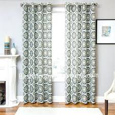 Target Orange Window Curtains by Curtains For Bay Windows 2 Piece Sheer Window Curtain Grommet