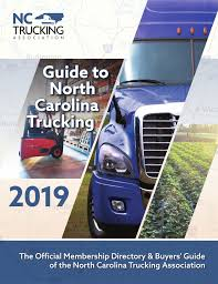 100 Ralph Smith Trucking NCTAs 2019 Guide To North Carolina Pages 1 50