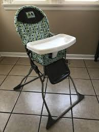 Cosco Flat Folding High Chair by The High Chair Every Mama Needs