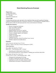 Resume Samples For Bank Jobs Badboy Clubtk