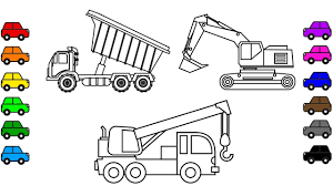 100 Construction Truck Coloring Pages Bulldozer