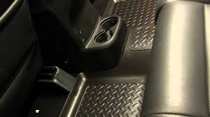 Jeep Jk Rugged Ridge Floor Liners by Review Of The Husky Rear Floor Liner On A 2012 Jeep Wrangler