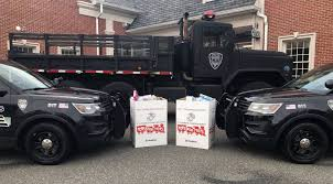 100 Portville Truck Little Falls Police To Deliver Five Ton Filled With Toys For