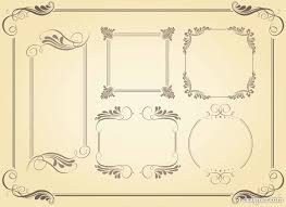 Free Simple Beautiful Borders For Projects On Paper Download