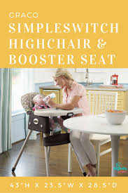 A 2-in-1 Design Is A Smart Choice. The Graco SimpleSwitch ... Details About Graco Swivi Seat 3in1 Booster High Chair Abbington Simpleswitch Portable Babies Kids Blossom Dlx 6in1 In Alexa Highchairi Pink Elephant Chairs Ideas Top 10 Best Baby 20 Hqreview Review 2019 A Complete Guide Cheap Wooden Find Contempo Highchair Kiddicare Babyhighchair Hashtag On Twitter